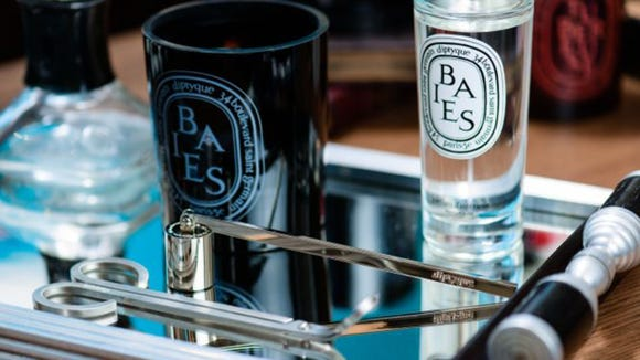Diptyque candles look and smell like luxury.