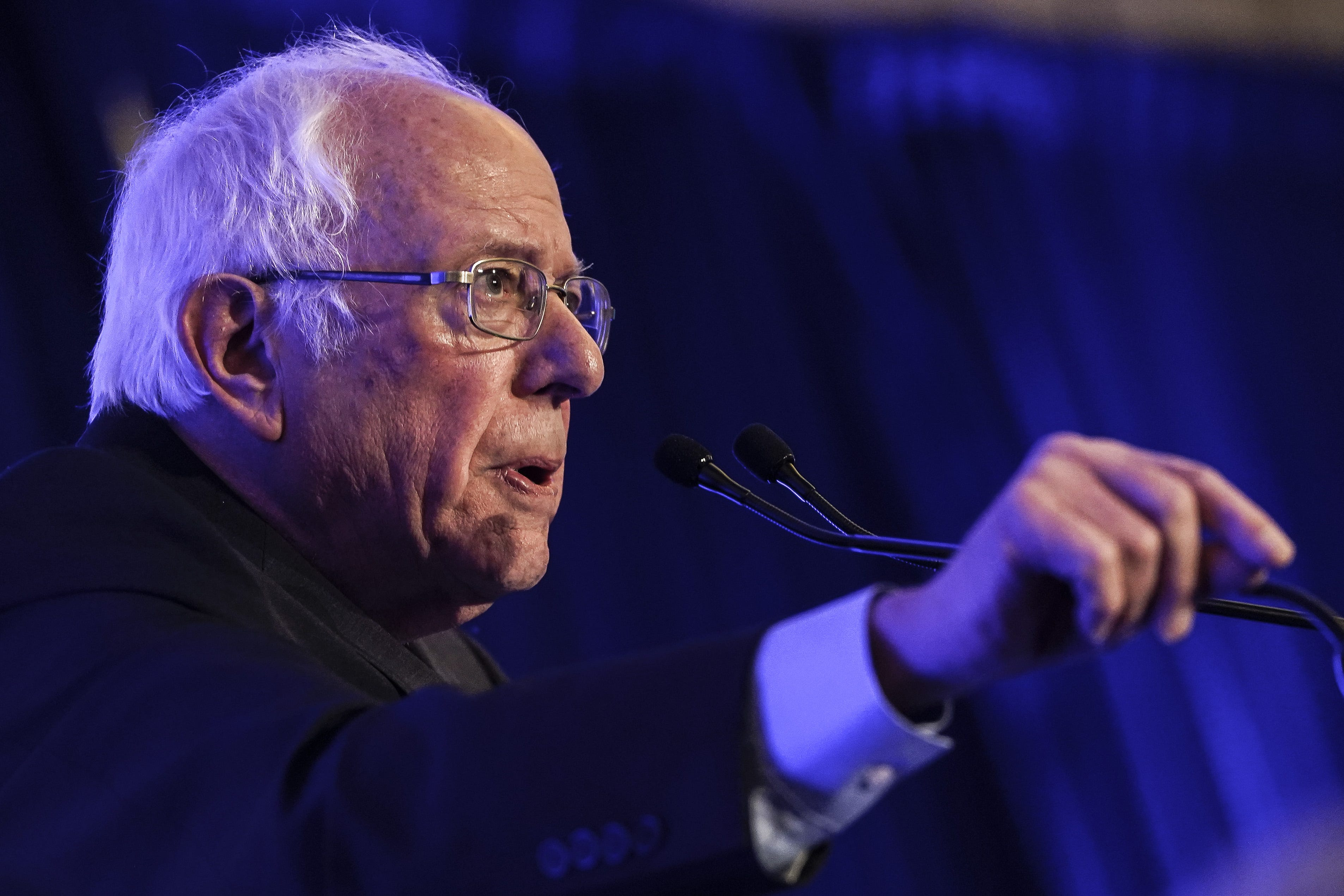 Florida lawsuit: Don t count Bernie Sanders  primary votes, he s  clearly not a Democrat
