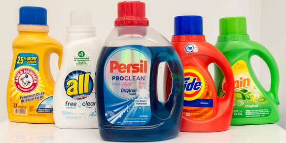 Choose (and measure) your detergent wisely.
