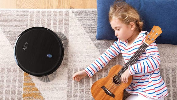There's a time and a place for your robot vacuum.