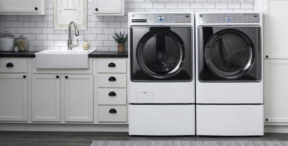 Laundry day just got a lot better.