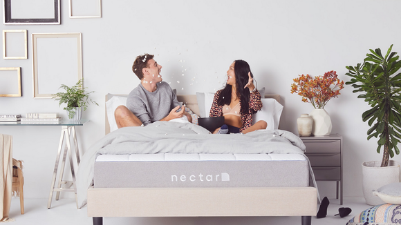 Get a great bundle with our favorite mattress.
