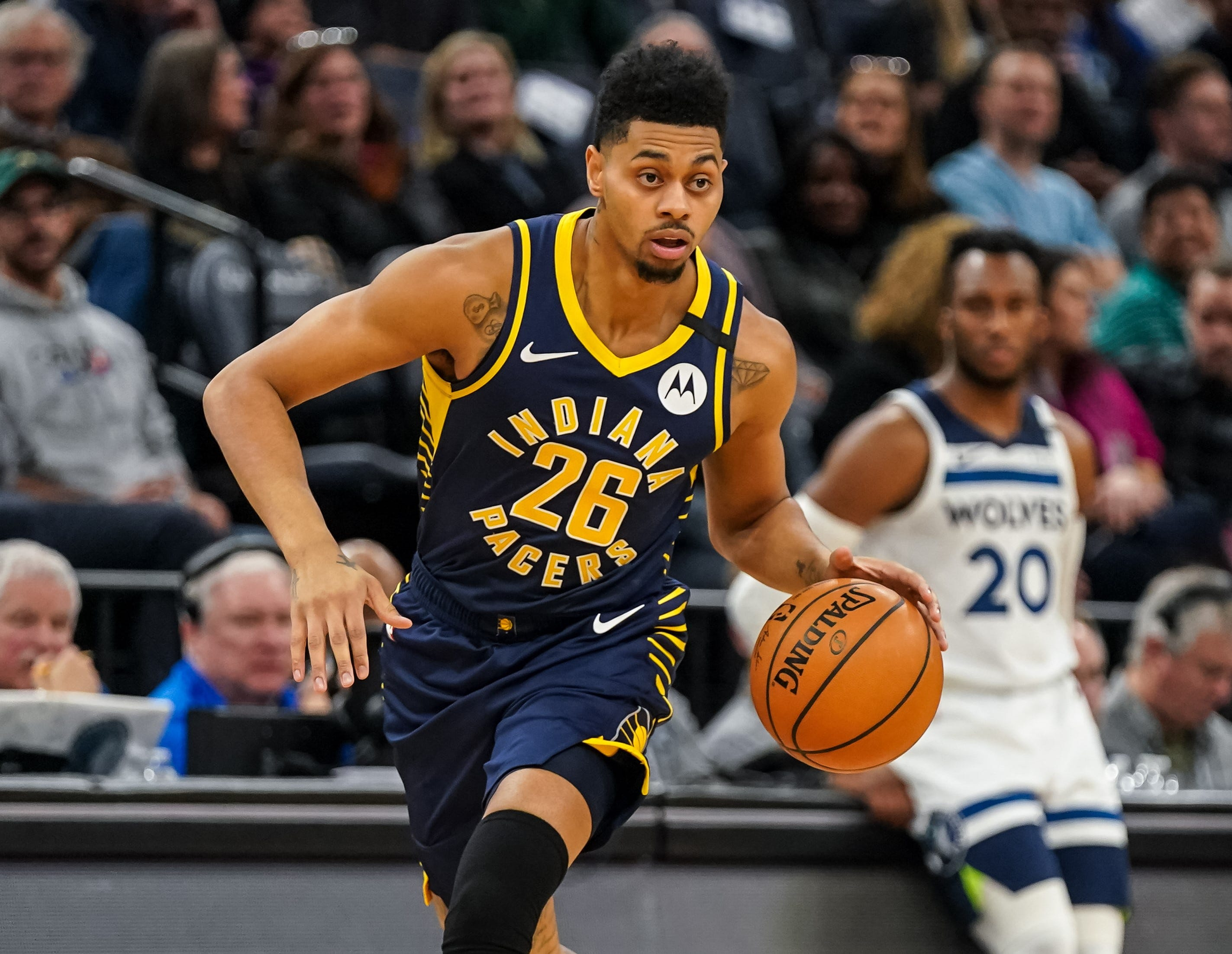 Pacers' Jeremy Lamb suffers season-ending injury; teammate Victor Oladipo understands the frustration