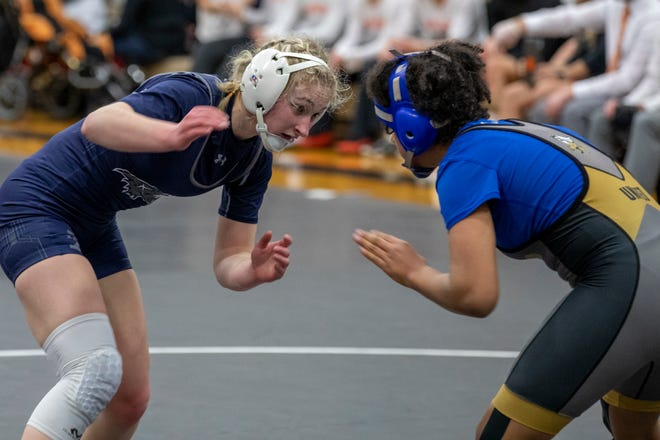 Xavier's Anna Strand won the 126-pound title at the Wisconsin High School Girls Championship last season. Now, she'll have a chance to add a WIAA individual title to her resume.