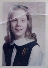 Kathie Kinder in her younger years.