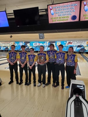 Unioto's bowling team is headed to the state championships for the second straight season. We caught up with a few of their top bowlers.