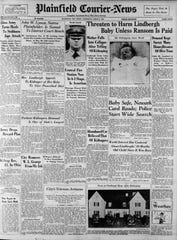 Plainfield Courier-News from March 2, 1932.