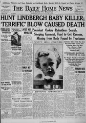 The May 13, 1932 edition of The Daily Home News.