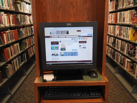 Reference questions for 2019 were down at the Coshocton Public Library, which includes people being able to use the online catalog better to find what they are looking for on their own.