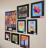 Nearly 300 pieces of art from elementary students across Coshocton County are on display for the Playground of Color exhibit at the Johnson-Humrickhouse Museum.