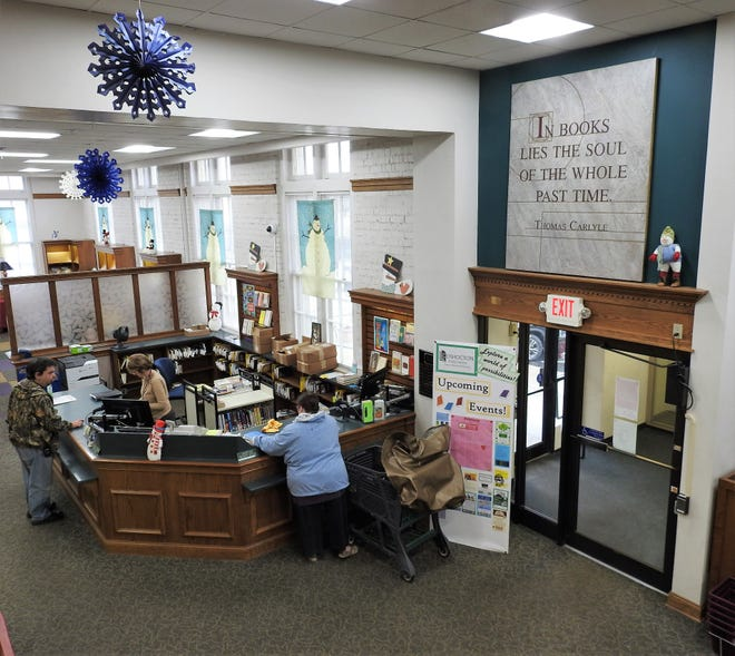 The Coshocton Public Library saw an increase in visitors in 2019, both at the main library and branch, and digital visitors online. Use of physical materials and digital offerings were also up. The annual report shows the library is still very important to local residents, according to Director Jennifer Austin.