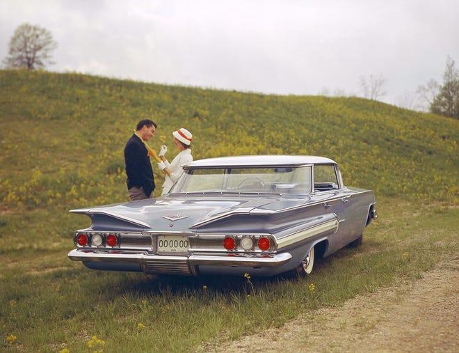 1960 Impala Sports Sedan