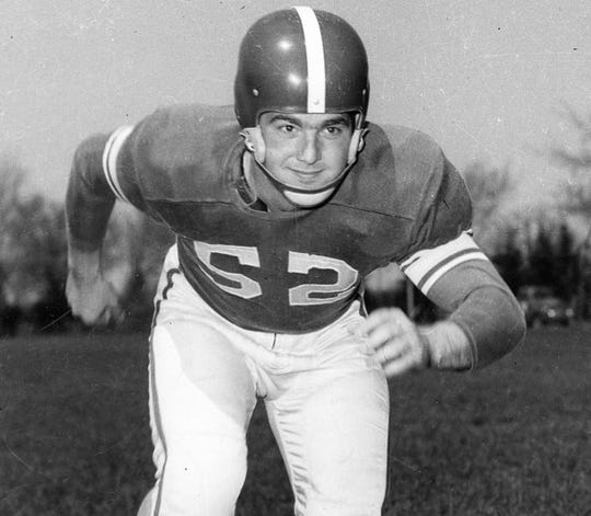 Dick Tamburo, an athletic director at three major schools and an All-American center at Michigan State, has died. He was 90.