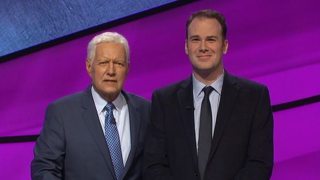 "A law student from Macomb will appear on ""Jeopardy!"" Thursday night."