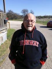 Former University of Michigan wrestling coach Bill Johannesen