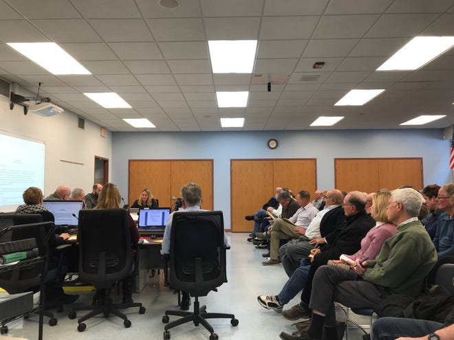 Door County Resource Planning Committee voted on whether or not to grant a heavily contested motorcoach village a Conditional Use Permit.
