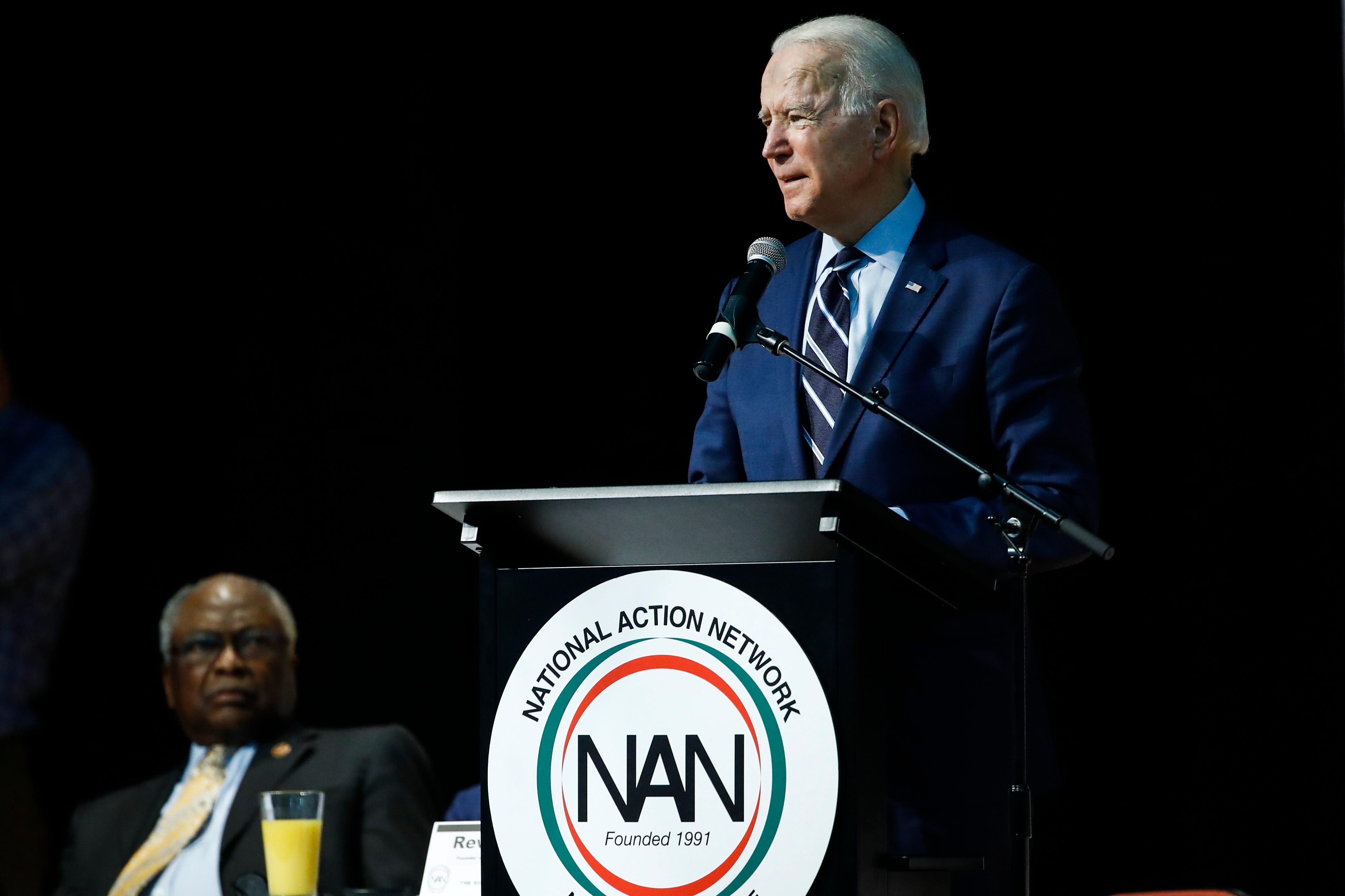 Joe Biden has big lead in South Carolina primary, per Clemson University's Palmetto Poll