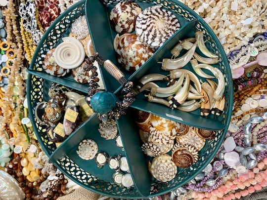 Village Beads in Ridgeland specializes in beads, findings and tools for jewelry making.