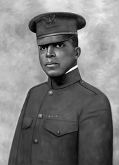 Charles Young was the first African American to achieve the rank of colonel in the United States Army