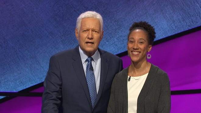 Allison Cuyjet, a software quality assurance analyst from Louisville, Ky., to compete on Jeopardy.