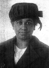 Bertha Whedbee was a former kindergarten teacher who joined the Louisville Police Department in 1922 after local officers mistreated her son.