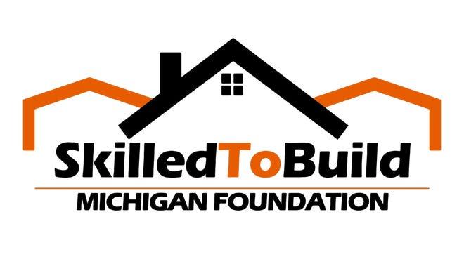 Skilled to Build Michigan Foundation Logo