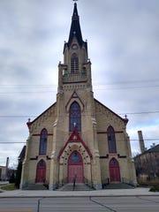 St. Boniface Catholic Church building in Manitowoc