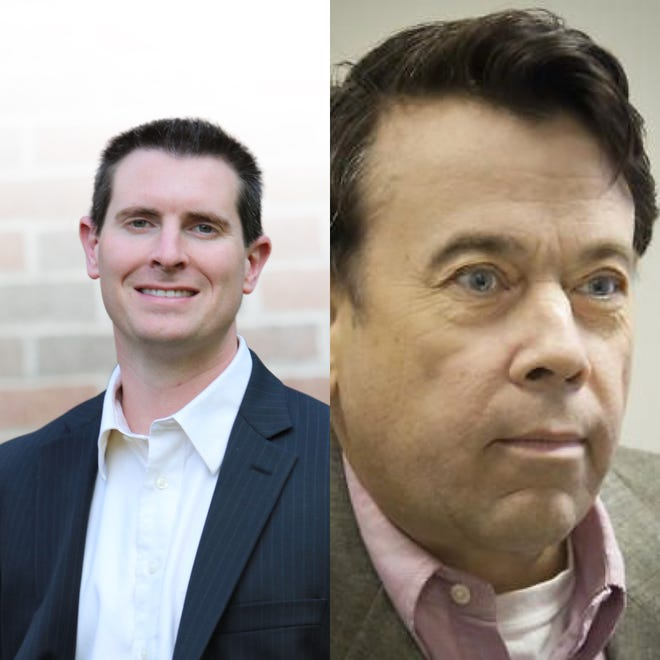 Richland County Commissioner Tony Vero faces a primary challenge from David Morgenstern, who's launched unsuccessful bids for commissioner before.