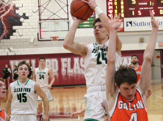 Clear Fork's Brennan South was named first team All-Mid-Ohio Athletic Conference.