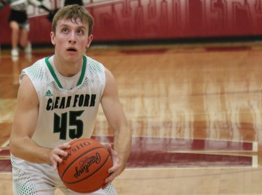 Clear Fork's Brady Tedrow will be the Colts' No. 1 option on the basketball court in 2020-21.