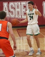 Clear Fork's Brennan South was named Special Mention All-Ohio by the Ohio Prep Sportswriters Association.