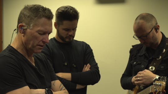 Images from the new Craig's World reality TV series showing Craig Morgan's life behind the scenes.