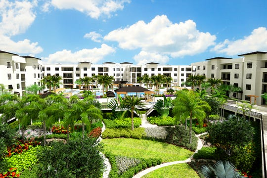 The Ronto Group will expand Eleven Eleven Central's outdoor amenities during Phase II to include a 20,400-square foot lushly landscaped Courtyard Park.