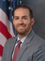Florida Rep. Daniel Perez, R-Miami