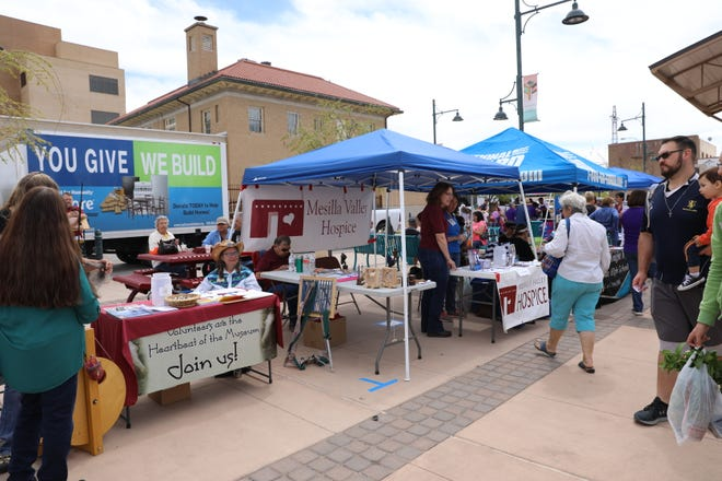 Volunteer Fair and Giving Day returns to the Plaza de Las Cruces