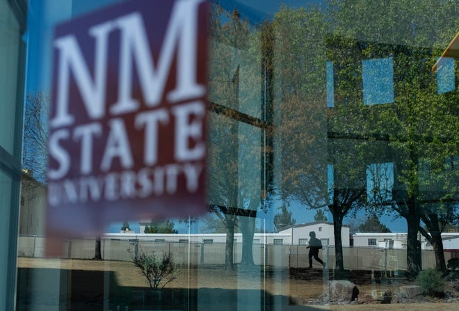 Public access to New Mexico State University facilities will be reduced to mitigate the spread of COVID-19, President John Floros announced Wednesday, March 18, 2020.