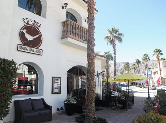Rd Rnnr Libations, Pints and Plates restaurant has opened in La Quinta, February 25, 2020.
