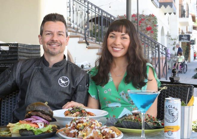 Chris and Anita Chmielak opened RD RNNR restaurant in La Quinta on Veterans Day 2019.