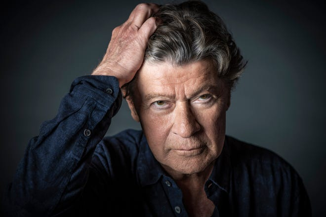 Robbie Robertson's point of view is prevalent in 'Once Were Brothers,' about the Band.