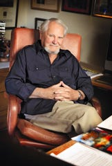 Clive Cussler, who lived part-time in Arizona, has died at 88.