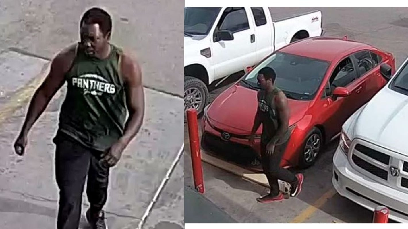 Buckeye police seeking man who assaulted 2 at Circle K