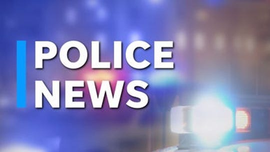 Stock image of police news