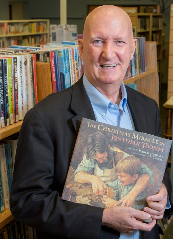 Georg Sheets, who has written numerous books on York County history, died on Feb. 24, 2020. He was 72.