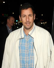 Adam Sandler is coming to Buffalo's KeyBank Center April 25. Tickets go on sale Friday.