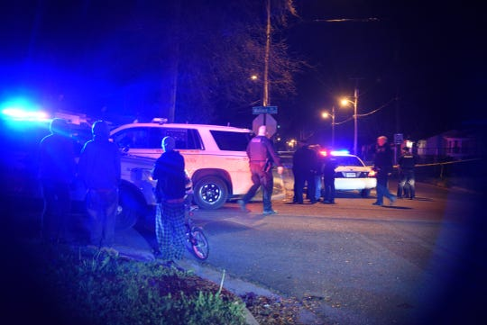 Shreveport police are investigating a police-involved shooting that occurred Tuesday, Feb. 25, 2020, on W 75th Street in Shreveport.