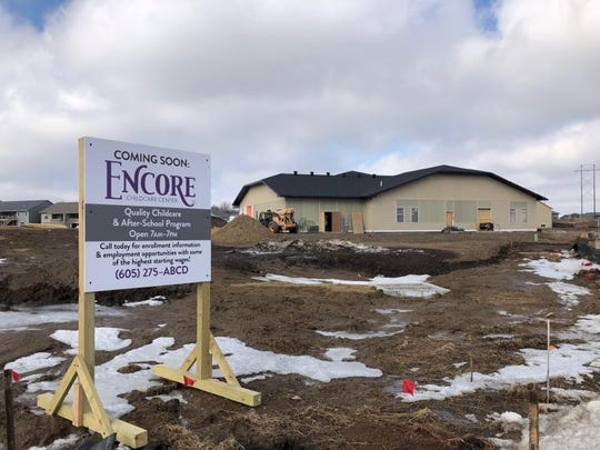 Encore Childcare Center at 5111 E. Rosa Parks Place on Wednesday, Feb. 26, 2020.