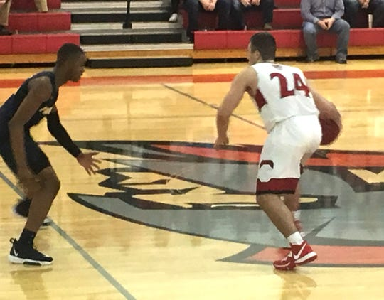 Riverheads advanced in the regional tournament with win over Franklin Tuesday night.