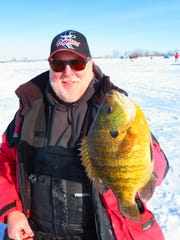 St. Cloud angler Duane Osgood has an uncanny ability to find fish.