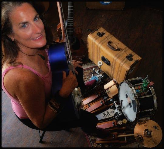 Ruth Wyland plays at 8 p.m. Friday at Blue Tavern.