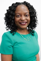 Britney Smith, Assistant Director of Publications and Strategic Events at Florida A&M University